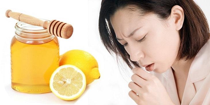 mật ong chữa viêm họng
