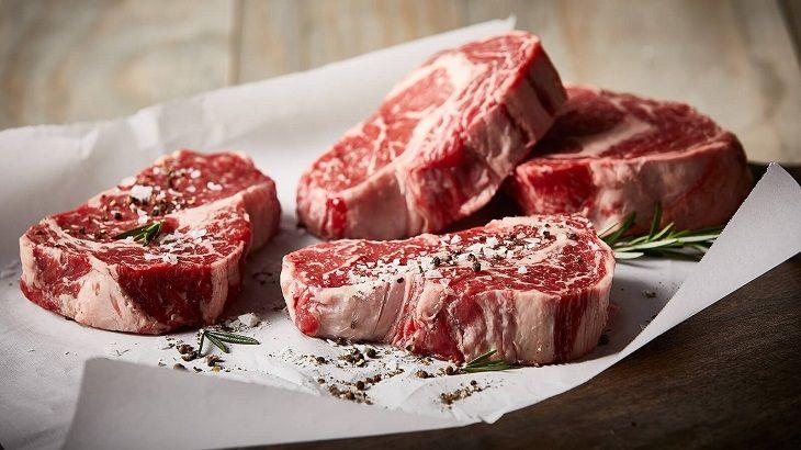 người bị viêm amidan ăn thịt bò được không
