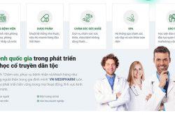 Tập đoàn Y dược Vn Medipharm hàng đầu Việt Nam