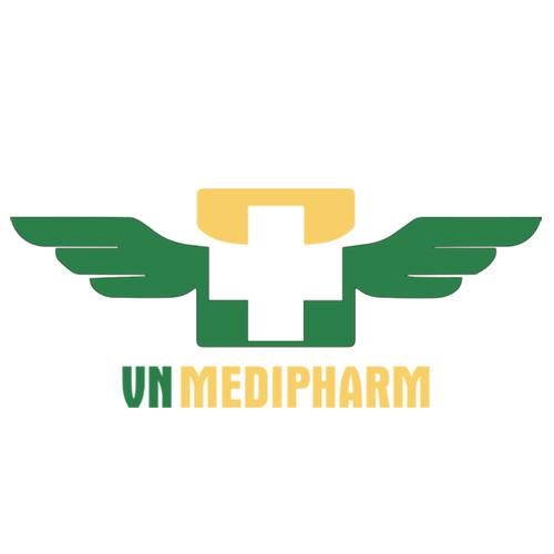 Logo Tập đoàn Y dược Vn Medipharm